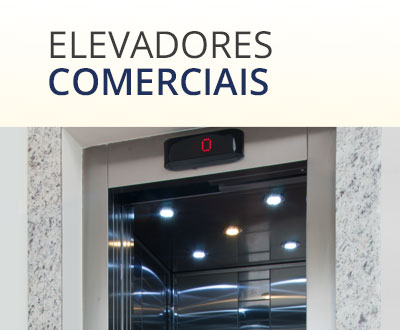 Elevadores Comerciais