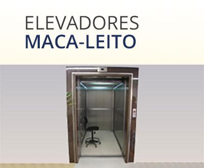 Elevadores de Maca-Leito