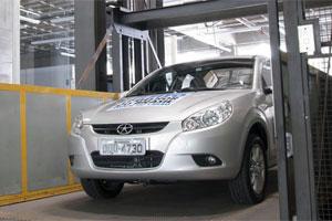 Elevadores para Transportes de Autos