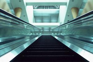 Manutenção em Escadas Rolantes